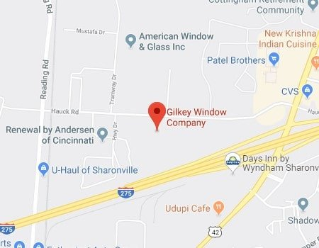 Gilkey Window Company 3625 Hauck Road Cincinnati OH 45241