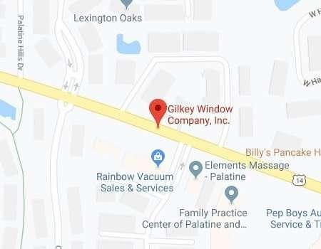 Gilkey Window Company 467 W. Northwest Hwy, Palatine, IL 60067