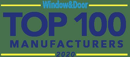 Window & Door Top 100 Manufacturer 2019